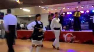 Folclore de Portugal de Hagen com Augusto Canário e amigos ... em Hagen 12.4.2014