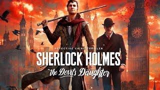 SHERLOCK HOLMES #1: TUYỆT PHẨM GAME ĐIỀU TRA ÁN MẠNG