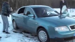 Kirilkinas stumia masina
