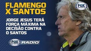 JOGO DO ANO? Flamengo x Santos é o assunto do