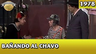 El Chavo | Jugando a los bomberos (Completo) width=