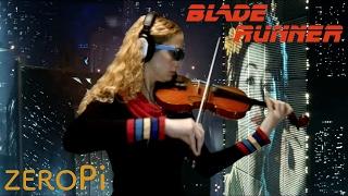 Blade Runner End Titles Theme (Violin, Mono Lancet, Pulse 2, DSI Tetra)