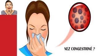 une méthode de se débarrasser du rhume en 25 secondes !  secret qui n'a jamais été révélé par aucun