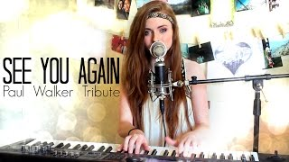 """""""See You Again"""" from Furious 7 - Wiz Khalifa feat. Charlie Puth (Paul Walker Tribute) - Piano Cover"""