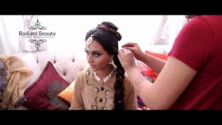 Radiant Beauty by Laiba Indian bride Makeup