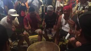 Black Bear Singers @ Kamloopa 2016