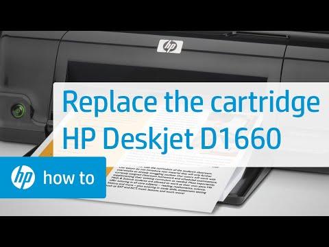 D1660 HP DESKJET DRIVERS
