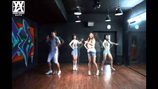 WAWA DANCE ACADEMY GIRLS GENERATION SNSD PARTY DANCE COVER MIRRORED [Cover by.WAWA FAMILY]