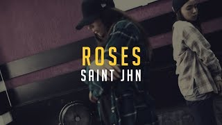 "SAINt JHN - Roses | Choreography by ANASTASIYA SKOBLIKA.VA | ""Этаж Larry"" dance center"