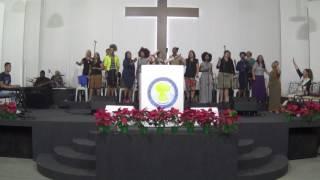 CULTO COM AS MULHERES | COGIC 3 | CORAL DE MULHERES | SEU NOME É JESUS