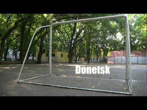 EURO 2012 DONETSK – Ukraine (HD)