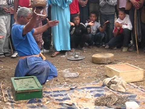Snake Charmer in Morocco (Part II)