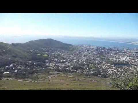 South Africa – Cape Town & Table mountains