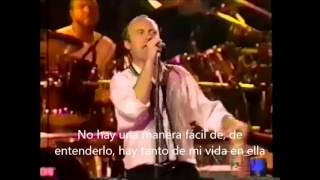 "PHIL COLLINS ""Two hearts"" (Live '90) SUBTITULADA AL ESPAÑOL"