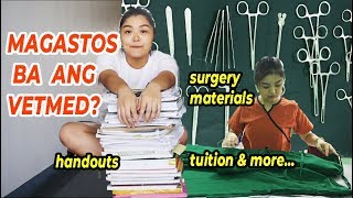 Cost of Vet School in the Philippines | Arah Virtucio