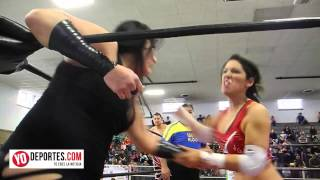 Selene Grey Matt Creed vs Noriega Great Cheyenne
