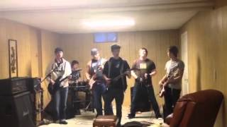 Black Veil Brides Fallen Angel cover