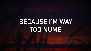 Conor Maynard, Anth - Numb (with lyrics)