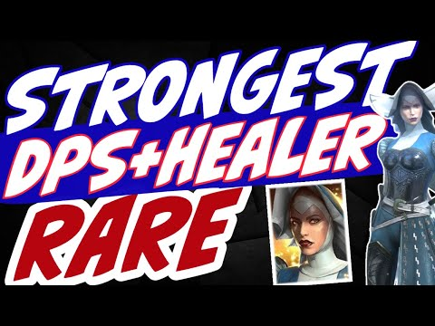 Chaplain best dps+healer RARE in the GAME! Raid Shadow Legends