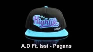 A.D Ft. Issi - Pagans