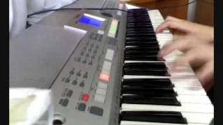 50 cent ft. Justin Timberlake - Ayo Technology [Piano Cover]