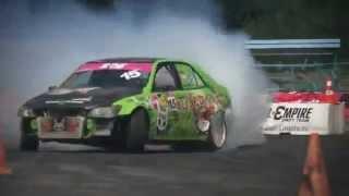 Russian Drift Battle 2010