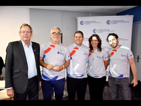 Video : Inauguration officielle des locaux du Kluster CFCIM