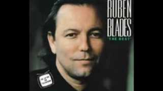 Rubén Blades 。★;。  Usted