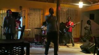 "Roots Bamboo in Negril, Jamaica - ""Stay With You"" cover"