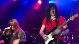 """Rata Blanca - """"Lazy"""" (Deep Purple Cover) (Incompleto) - La Trastienda - 28/02/2014"""