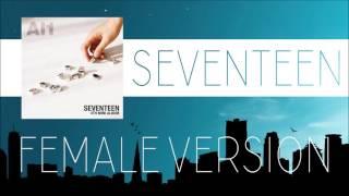 SEVENTEEN - Crazy in Love [FEMALE VERSION]