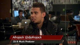 How Afrojack Creates The Perfect DJ Set