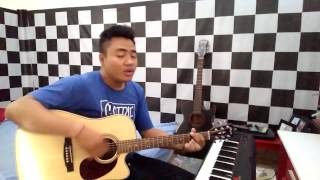 Bad english - when i see you smile cover wisnu swr