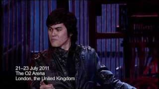Joseph Prince at Hillsong Europe Conference 2011