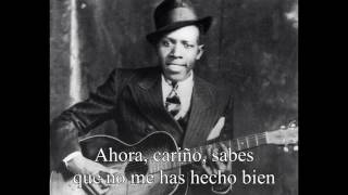 Robert Johnson - Me and The Devil Blues (Subtitulada en Español)