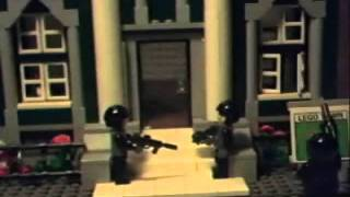 swat part 2 bank robbery