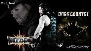 """WrestleMania 33 Promo Theme: """"Run On""""-Blues Saraceno"""