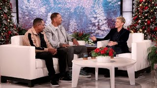 Could Will Smith & Martin Lawrence Handle Their Own Stunts in 'Bad Boys for Life'?