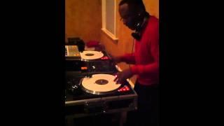 "DJ Jazzy Jeff (""RUN DMC - Peter Piper"") @ Jason Richardson's"