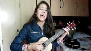 Rayssa Riordana - Você foi moleque (Sofia Oliveira Cover Ukulele)
