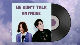 "How Would JUNGKOOK & YERI Sing ""We Don't Talk Anymore - Charlie Puth"""