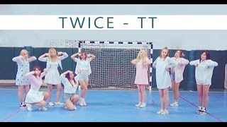 TWICE (트와이스) - TT (티티) dance cover by X.EAST