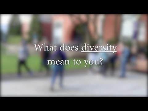 In honor of Diversity Dialogues, The Beacon asked the UP community what diversity means to them and why they think it's important.