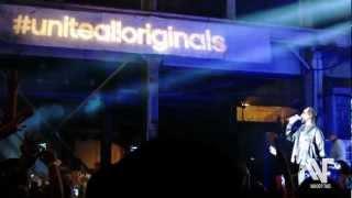 [CLIPS] Adidas Original #unitealloriginals Secret Show