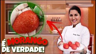 DOCINHO DE MORANGO - TODOS OS SEGREDOS