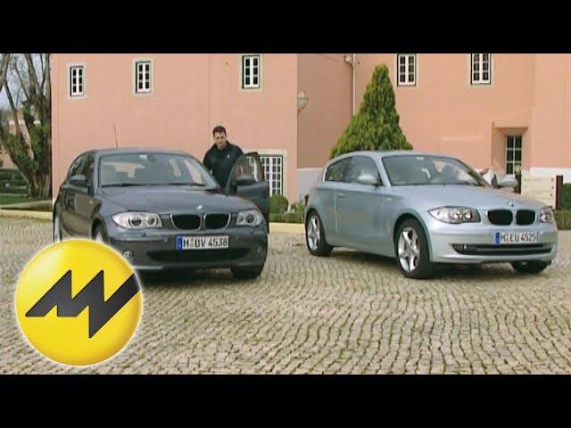 Vergleich BMW 120i vs. BMW 120i Facelift - das Duell alt gegen neu