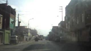 Ciudad de Huacho (Lima - Perú) / Parte 1