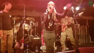 Nattali Rize - Rebel Love at Reggaeville Easter Special Hamburg 2017