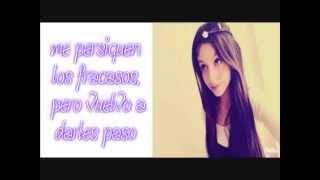 Karol Sevilla-Yo no creo en los hombres( lyric)