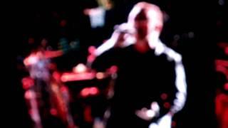 U2 Live performing Stay (Far Away, So Close!)